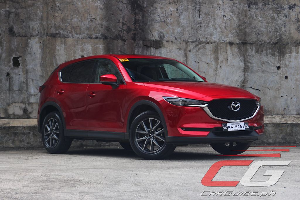 review 2017 mazda cx 5 awd sport philippine car news. Black Bedroom Furniture Sets. Home Design Ideas