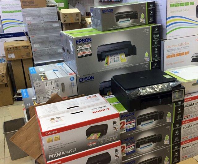 Harga Terbaru Printer Canon Multifungsi November 2017