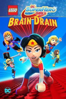 Lego DC Super Hero Girls: Brain Drain [2017] Final [NTSC/DVDR] Ingles, Español Latino