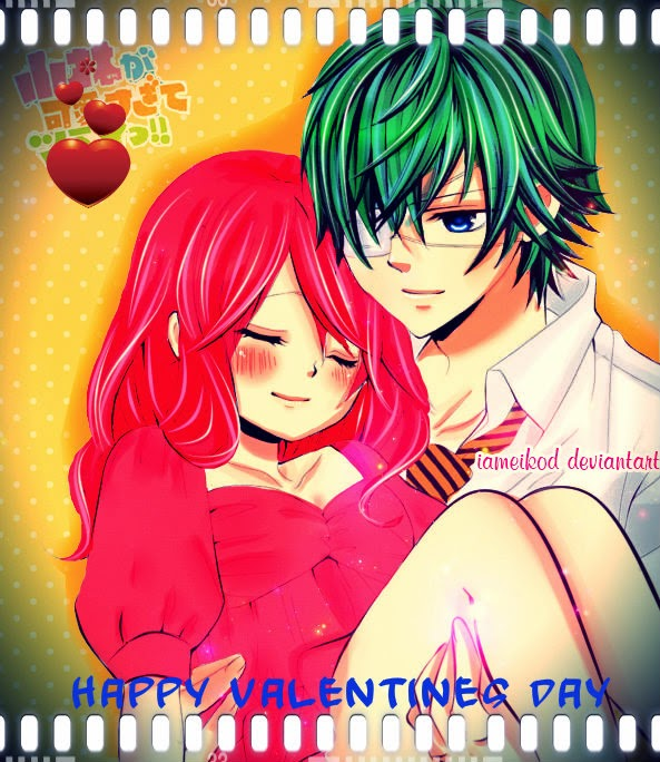 Happy valentines day animated images - Happy valentines day anime ...