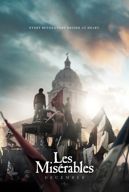 Yet Another Period Drama Blog Les Miserables 2012 Part Two