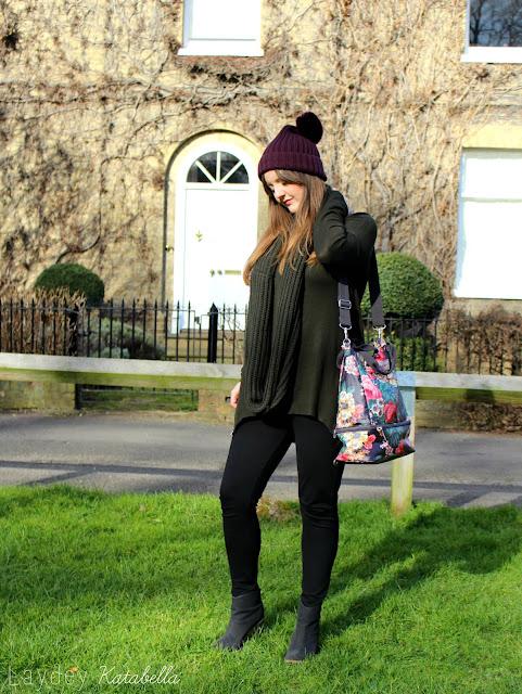 How I style a Cath Kidston bag