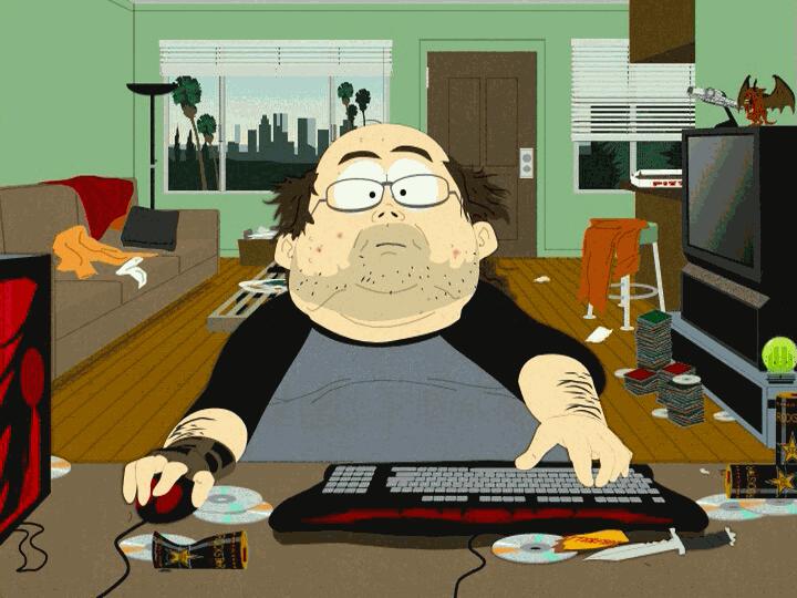 Retro Gamer Randomness: Adult Gamer Stigma