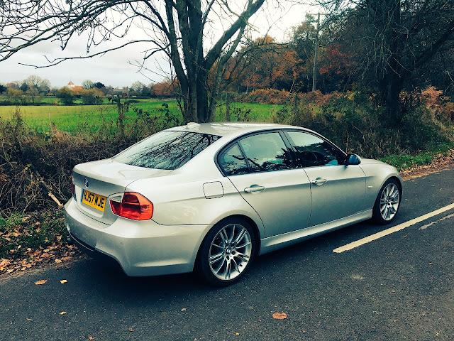 BMW E90 330i M Sport