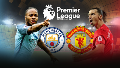 Live Streaming Manchester United vs Manchester City 23.30 WIB