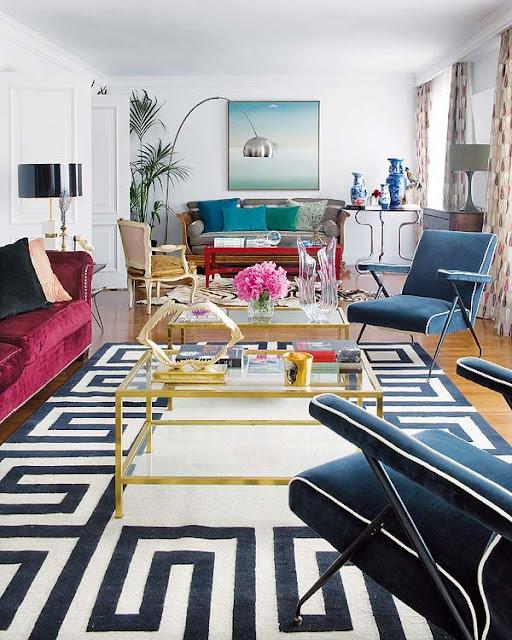long living room