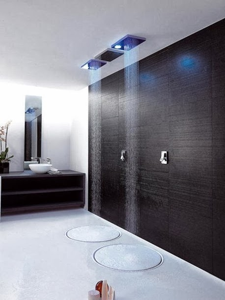 20 Cool Showers For Contemporary Homes Architecture