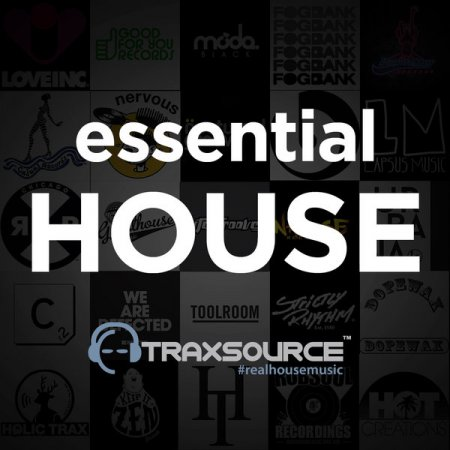 Only best music traxsource house essentials june 20th for Classic house traxsource