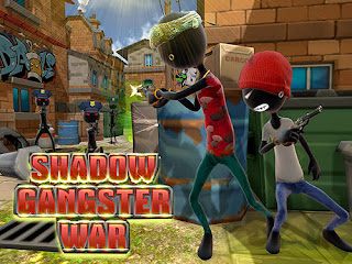Shadow Gangster War MOD APK v1.2 Original Version for Android Terbaru Juni 2017