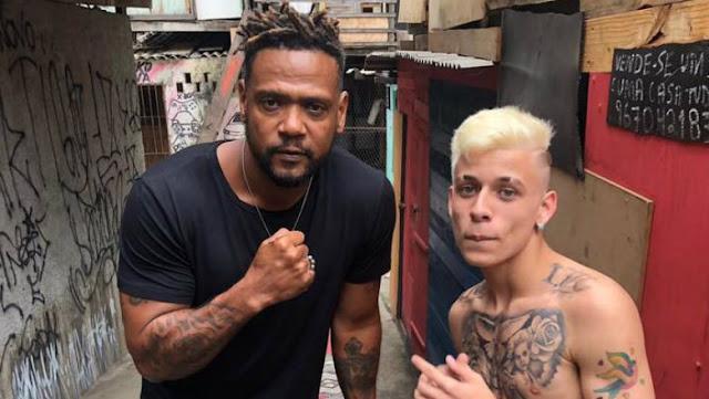 Edi Rock e MC Pedrinho preparam lançamento pro Dia da Consciência Negra