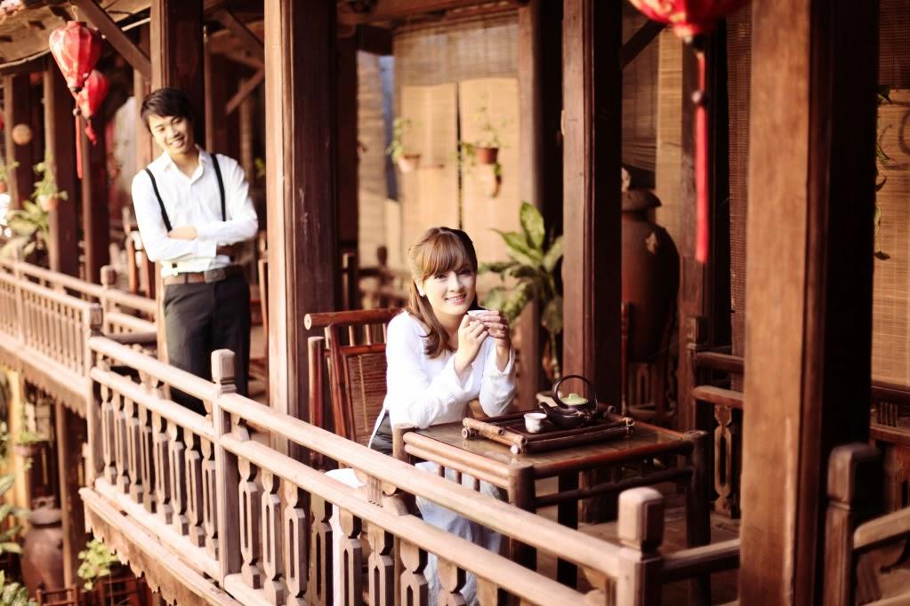 Quán Cà phê chụp ảnh cưới lý tưởng tại Hà Nội địa điểm đẹp 10