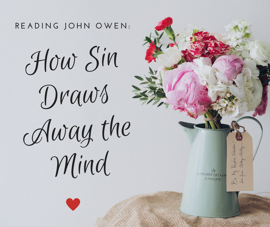 How Sin Draws Away the Mind