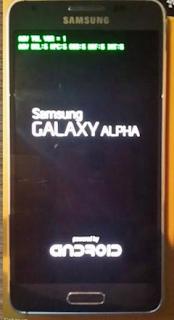 Flashing Samsung Galaxy Alpha SM-G850