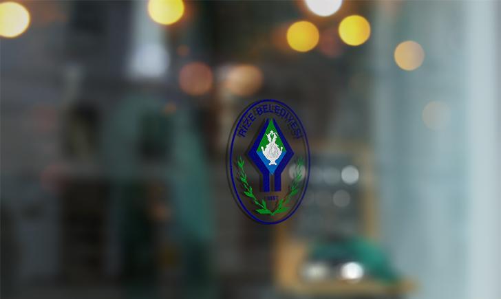 Rize Belediyesi Vektörel Logosu