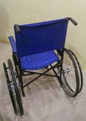 Disabled Folding Wheelchair