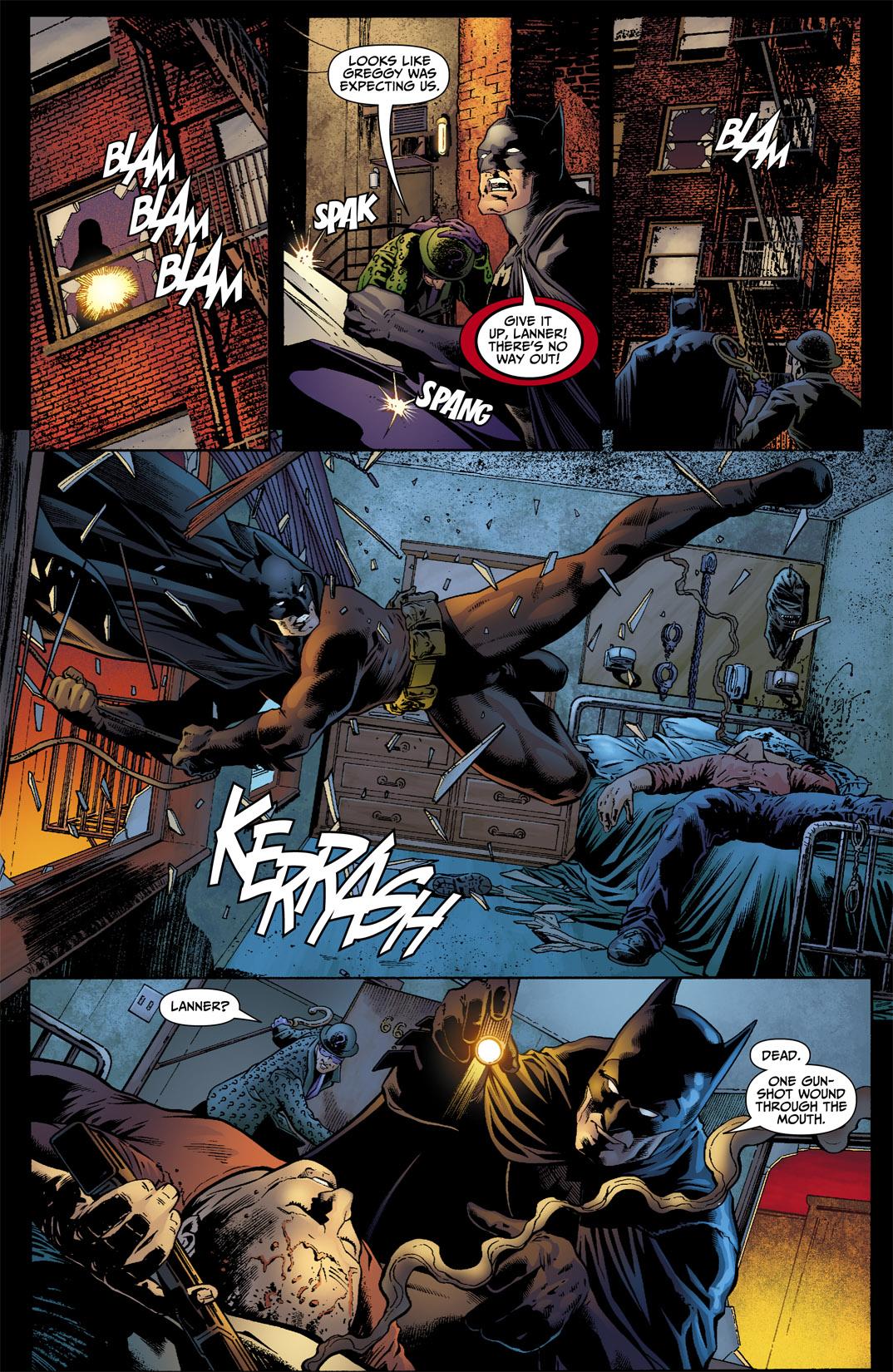 Detective Comics (1937) 822 Page 13