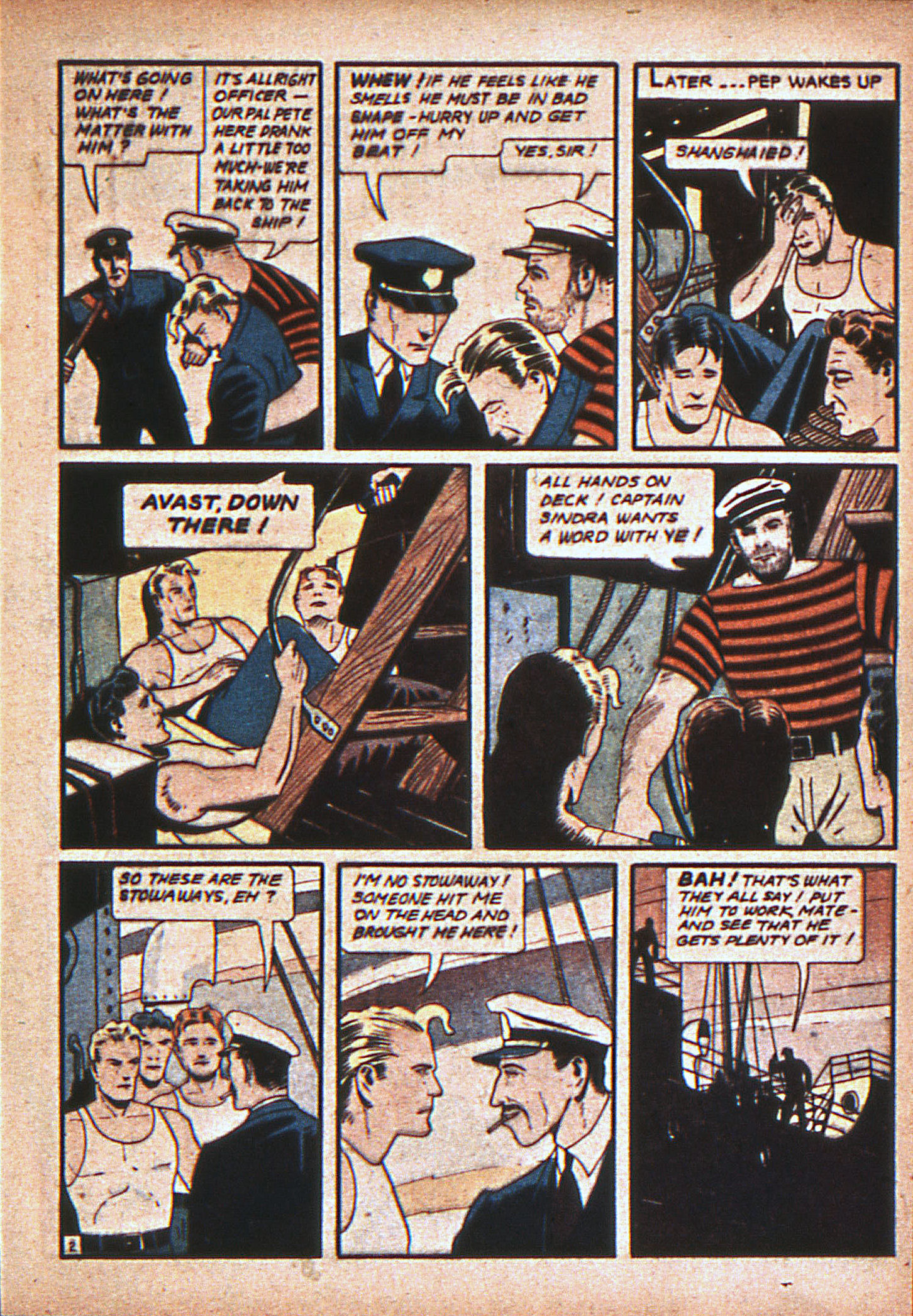Action Comics (1938) 11 Page 23
