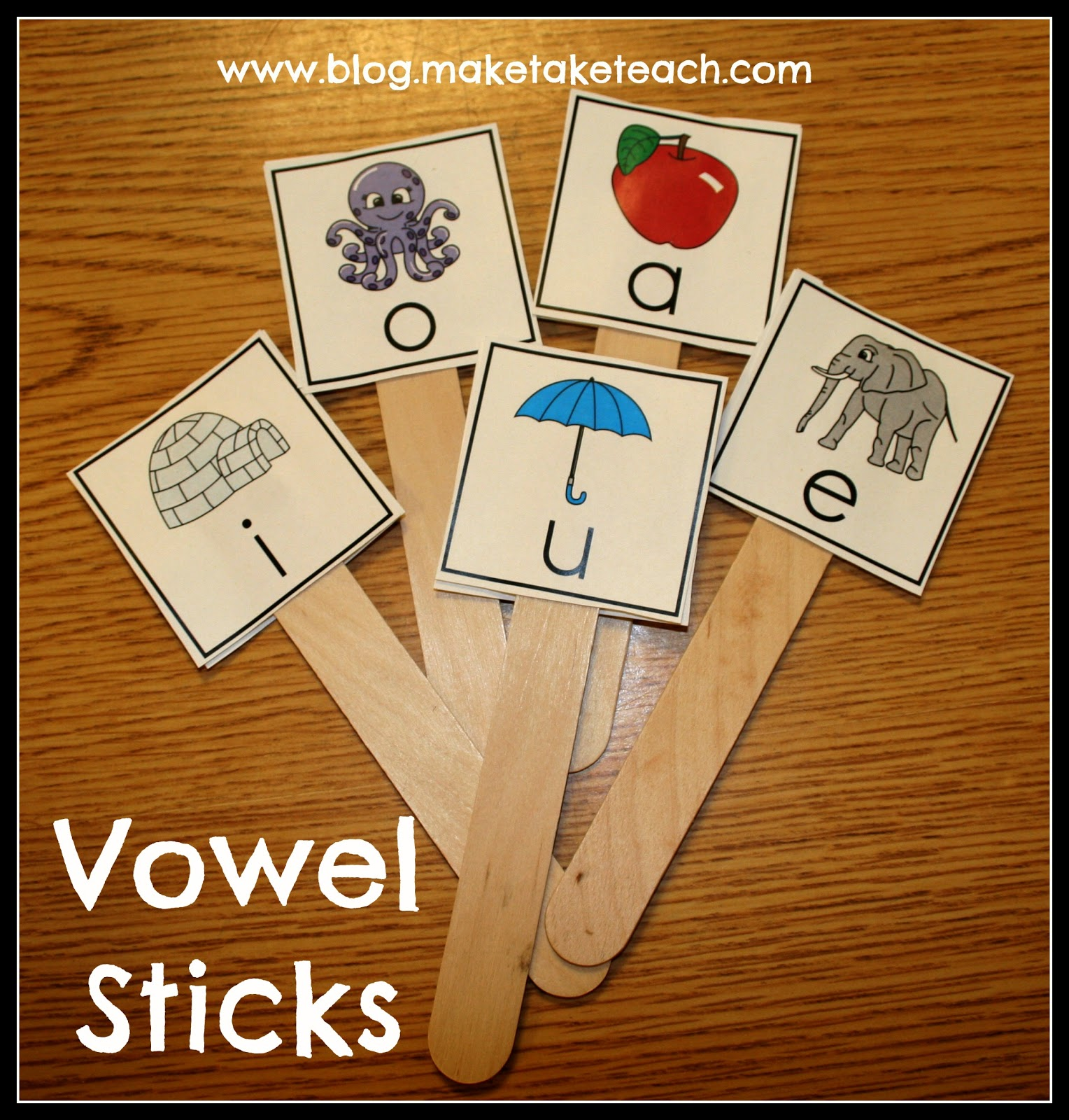 Freebies For Teaching Short Vowel Sounds