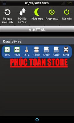 Tiếng Việt Samsung i9000 alt