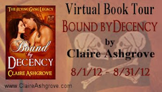 Interview with Claire Ashgrove and Giveaway - August 16, 2012