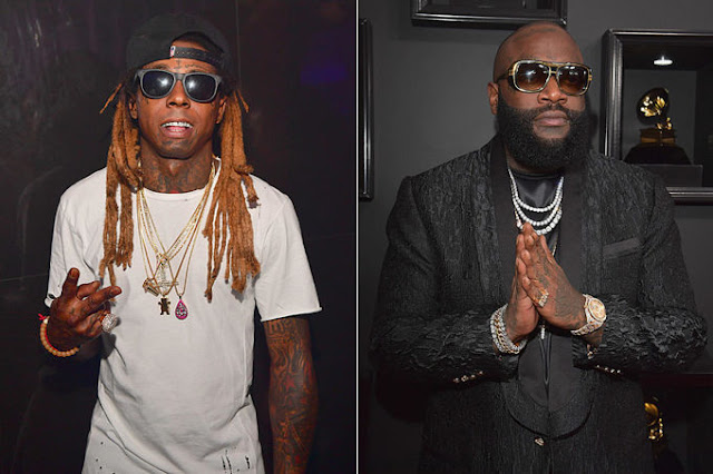 Lil Wayne & Rick Ross Feat. On Jason Derulo New Song 'Broke Up'