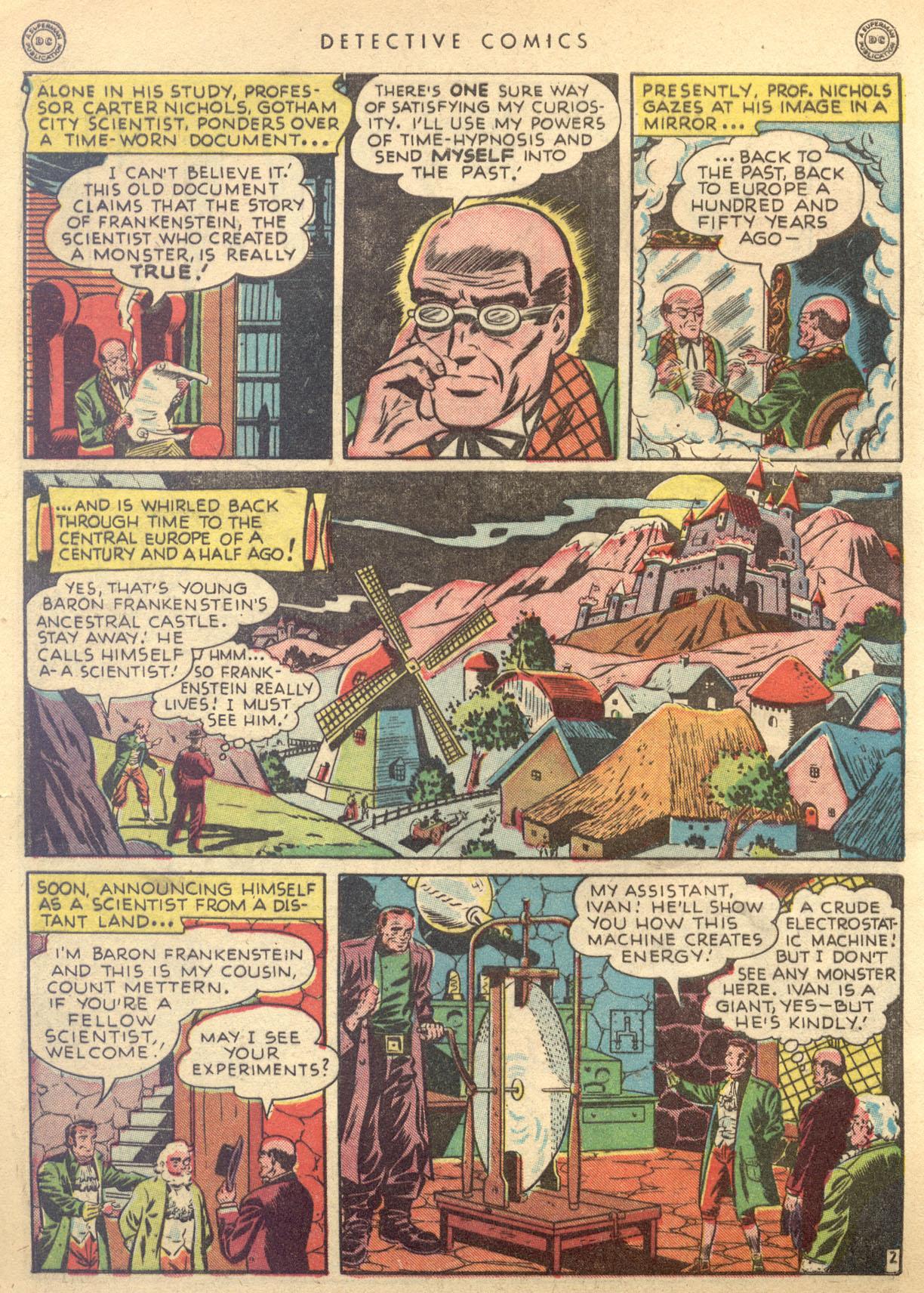 Detective Comics (1937) 135 Page 3