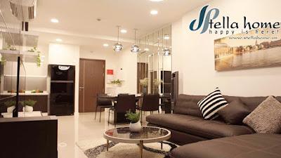 Sống tại căn hộ bậc nhất Sài Gòn với chi phí thấp, tại sao không ?