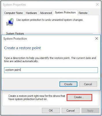 How to Restore the Computer to Earlier Date Windows in Windows 10 2