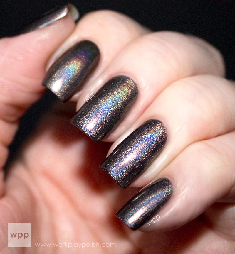 China Glaze Galactic Gray