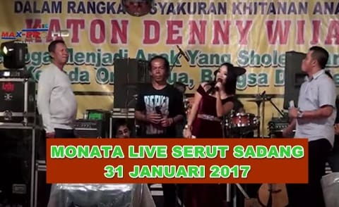 Download lagu-lagu Monata terbaru 2017 full album live winong