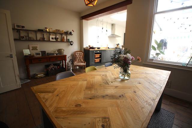 DIY Dining Table - Full Guide