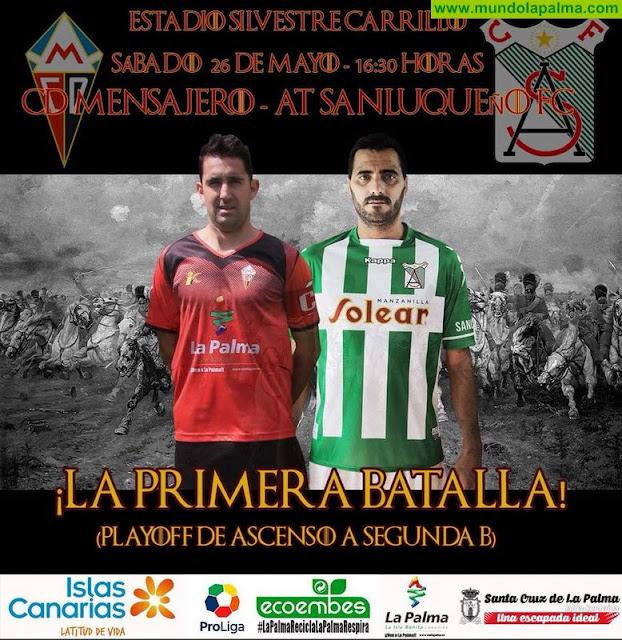C.D. Mensajero Vs Atlético Sanluqueño C.F.