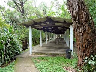 Parque da Aclimação - Área de piquenique