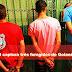 Fugitivos de presídio em Goiás são recapturados pela polícia em Ceilândia