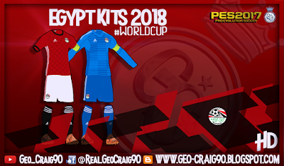 Kitpack HD WorldCup Russia 2018 by Geo_Craig90