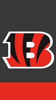Wallpaper Cincinnati Bengals white para celular gratis