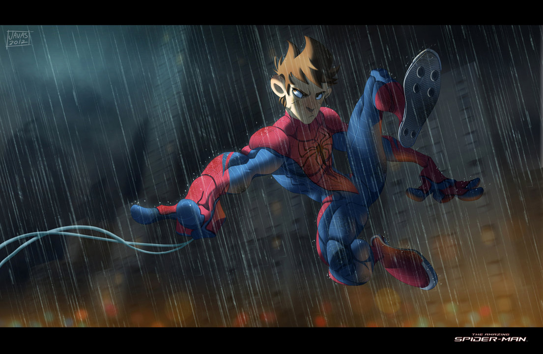 The Amazing Spider Man Fan Art