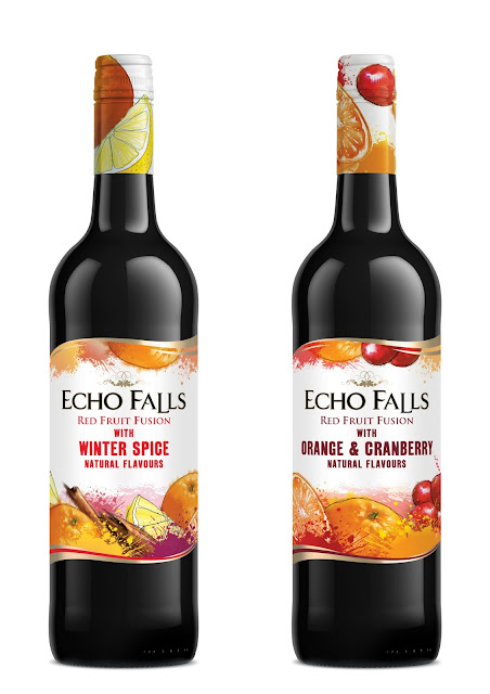 Echo Falls Red Fruit Fusion Drinks