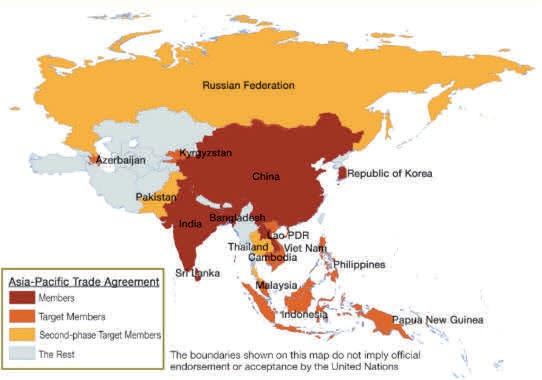 Asia Pacific Trade Agreement Apta