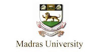 University of Madras Recruitment 2018 03 Director Vacancy