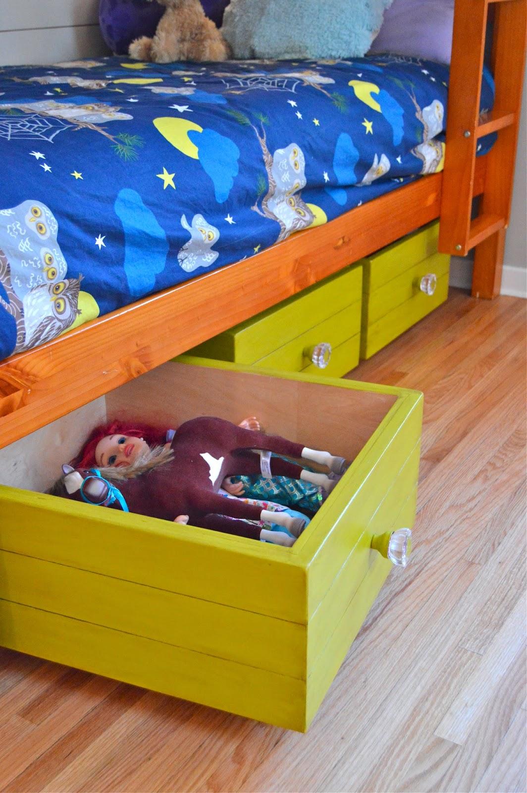 Childrens Animals Storage Box Chest 3 Kids Drawer Bedroom: KRUSE'S WORKSHOP: Kids Bedroom Makeover Part 3