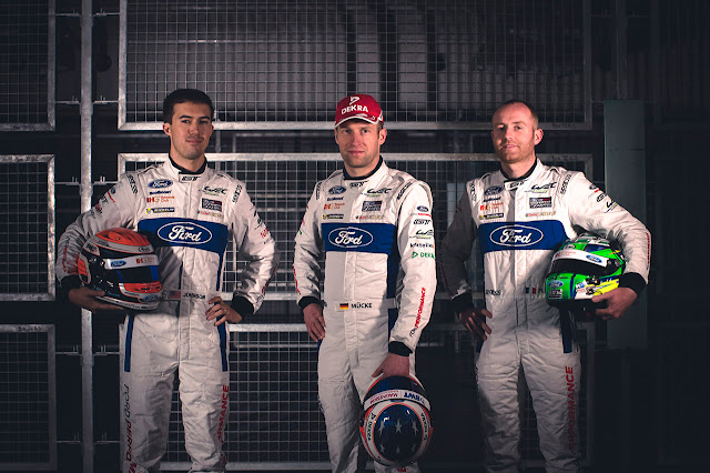 Ford's World Endurance Championship Battle Begins
