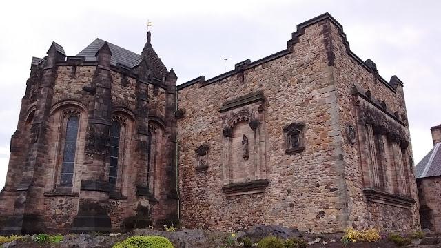 Edinburgh castle, National War memorial