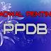 Jadwal PPDB 2017