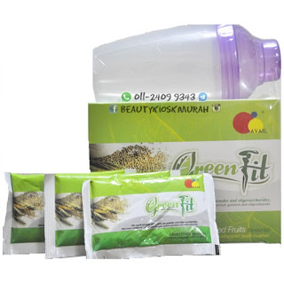 GreenFit Avail Beauty