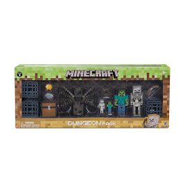Minecraft Series 3 Spider Overworld Figure