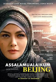 """Contoh Teks Ulasan Film Singkat """"Assalamu'alaikum Beijing"""""""