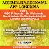 (30-11-2017)APP SINDICATO REALIZA ASSEMBLÉIA REGIONAL EXTRAORDINÁRIA