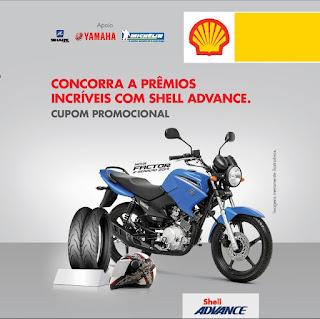 Promoção Vou de Shell Advance -