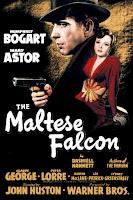 El Halcón Maltés Pelicula Poster